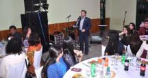Un nuevo encuentro de un ciclo organizado por el Ministerio de Educación que recorre todas las regiones educativas.
